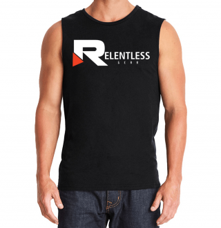 Relentless Gear Muscle Tank