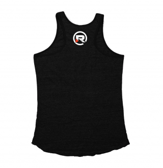 Relentless Women's Tank Top Back
