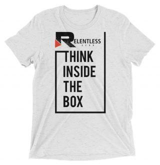 Inside The Box Crossfit Tshirt