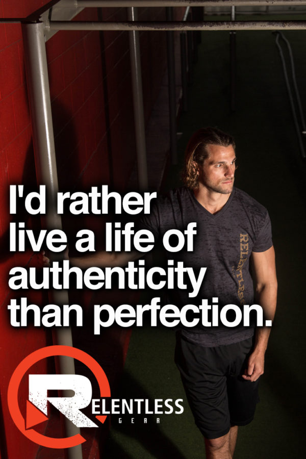 Live A Life of Authenticity