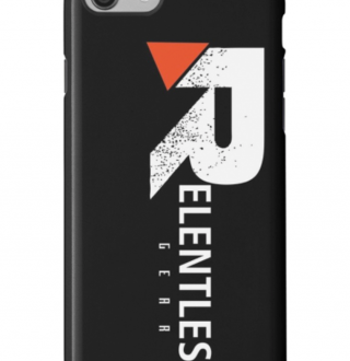 Relentless Gear iPhone 7 Tough Case Back View