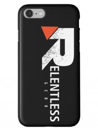 Relentless Gear iPhone 7 Tough Case Back View