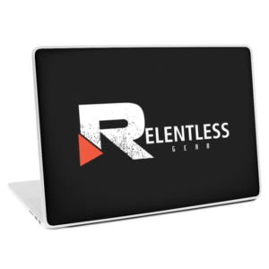 Relentless Gear Laptop Skin