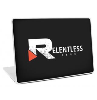 Relentless Gear Laptop Skin