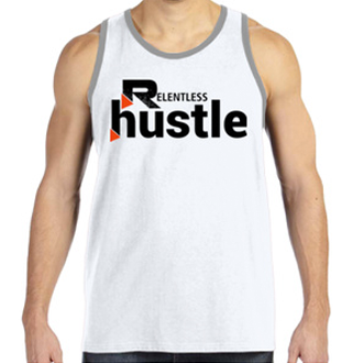 Relentless Hustle Tank Top by Relentless Gear