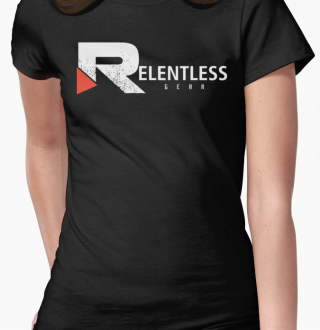 Relentless Gear Women's T-shirt Front